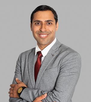 Harish Setia
